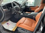 Lexus LX 570 MBS 4 chỗ 2021 màu đen