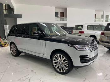 Range Rover SV Autobiography 2020 trắng đen