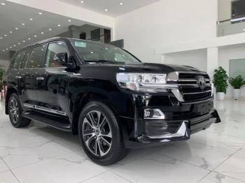 Toyota Landcruiser VXS 2020 4 chỗ đen