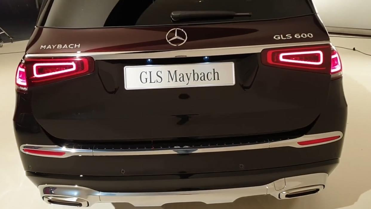 Mercedes GLS600 maybach