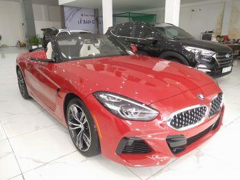 BMW Z4 SDriver 30i 2021 màu đỏ
