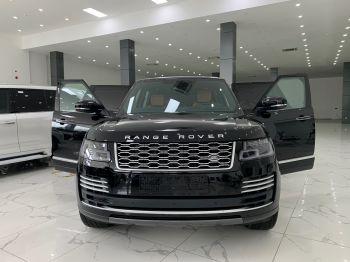 range Rover Autobiogpahy L đen