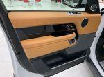 Range Rover Autobiography L trắng nội thất da bò