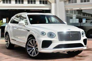 Bentley Bentayga 2021 màu trắng