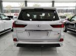 Lexus LX 570 Super Sport 2021 màu trắng