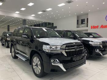Toyota Land Cruiser 5.7 MBS 4 chỗ 2021 màu đen