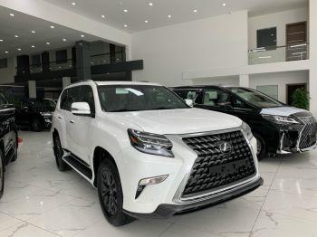 Lexus GX 460 Luxury 2021 màu trắng