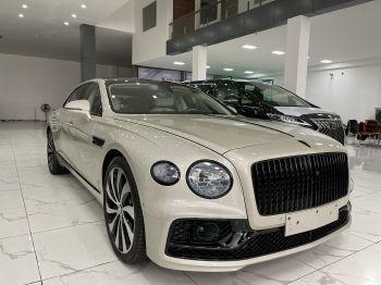 Bentley Flying Spur 2021 màu cát